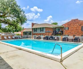 Pool, Live Oaks at 275