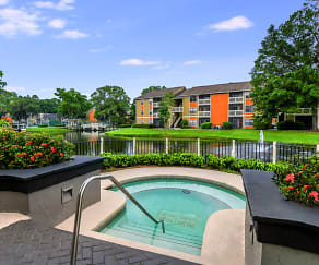 Pool, The Waterford at Mandarin Apartments