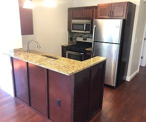Kitchen, 18 Harmon Street