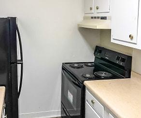 Kitchen, Jamestowne