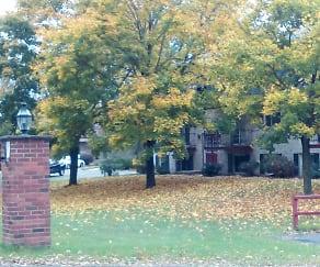Community Signage, Hickory Estates