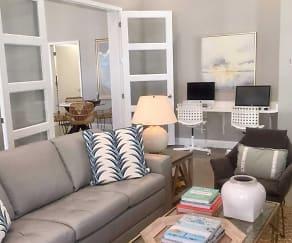 Living Room, Village at Grants Mill