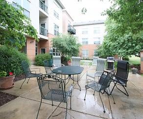 Recreation Area, Valencia Place Apartments
