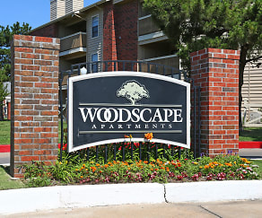 Community Signage, Woodscape
