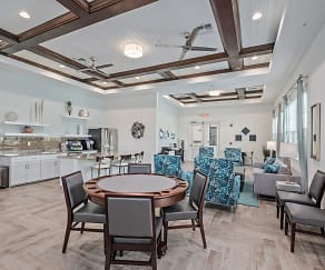 Dining Room, Coral Pointe at the Forum