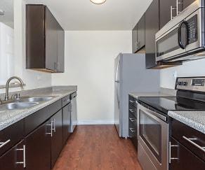 Kitchen, Mariners Point