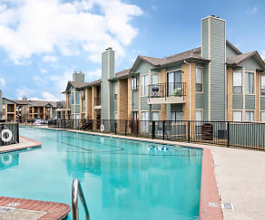 Swimming Pool, Lake Village West Apartments