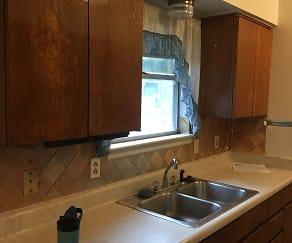 Kitchen, 2104 E Crosby Rd