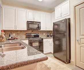 Gorgeous Kitchen with Custom Cabinets and Granite Countertops, Rancho Belago