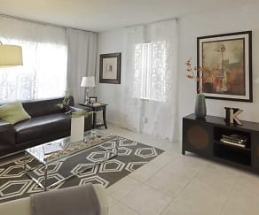 Living Room, Advenir at San Tropez