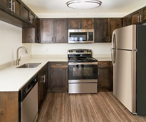 Kitchen, Wasatch Commons