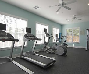 Fitness Weight Room, Ellington Farms
