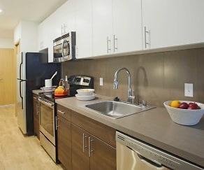 Kitchen, The Enclave