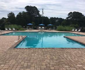 Pool, Bayville Apartments