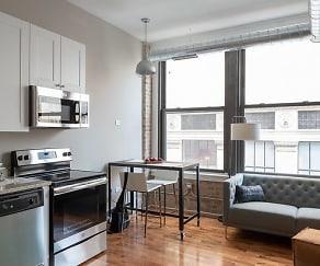 Kitchen, 180 W. Adams