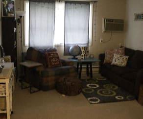 Living Room, Woodgate Village