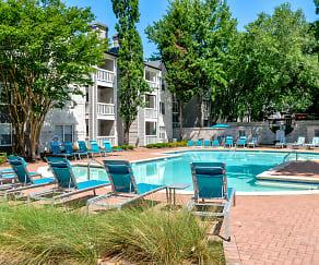 Pool, The Carlyle at Perimeter