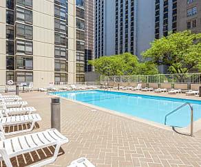 Pool, 65 East Scott Building