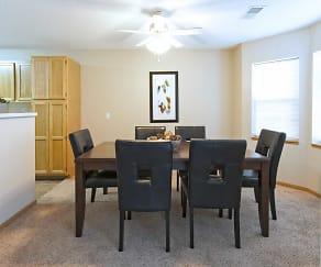 Dining Room, Boulder Ridge