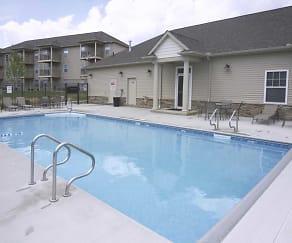 Pool, Briar Ridge Apartments