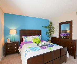 Bedroom, Contempo Lane