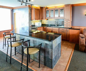Clubhouse, Mankato Tower Apartments