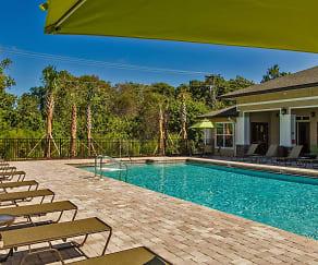 Pool, Oakwood Apartment Homes