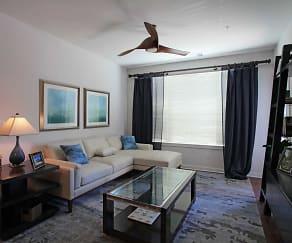 Living Room, Woodmont West at Mount Arlington
