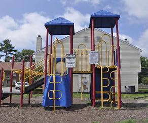 Playground, Lake Princess Anne Apartments