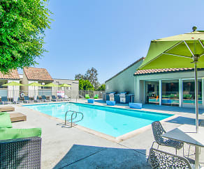 Pool, Skyline Apartment Homes