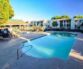Pool, Falcon Court