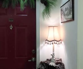 Foyer, Entryway, Parham Park Place