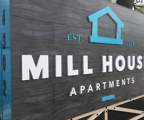 Community Signage, Mill House I & II