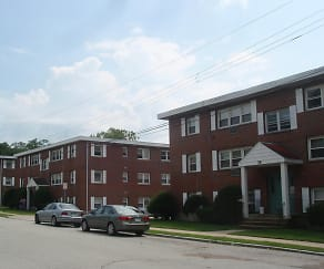 Building, Heritage House Apartments