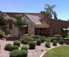 Building, Val Vista Gardens