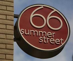 Community Signage, 66 Summer Street