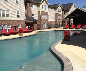 Pool, Gamecock Village