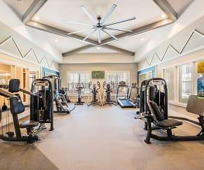 Fitness Weight Room, Arrogate Village