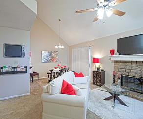 Living Room, The Lodge