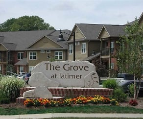 Community Signage, The Grove At Latimer
