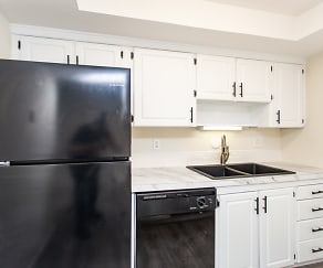 Kitchen, Carnaby Village Townhomes
