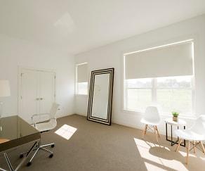 Model, Highland Park Apartments