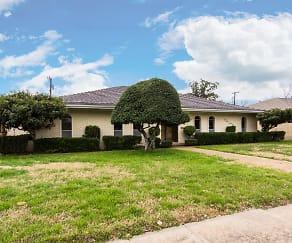 Building, 5806 Everglade Road