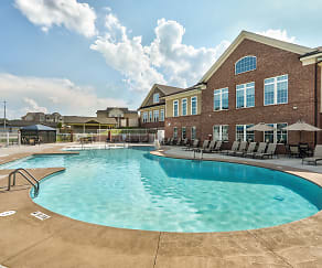 Pool, The Villages at McCullers Walk Apartments