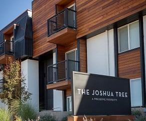 Building, Joshua Tree