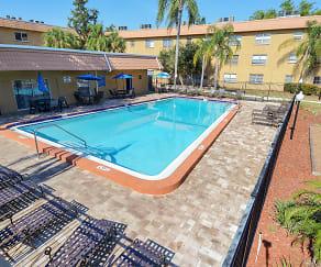 Pool, Ashford Bayside