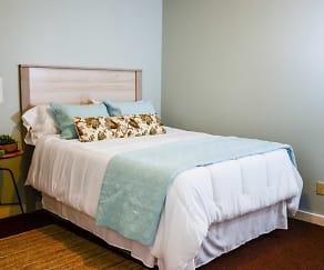 Bedroom, Girard Court