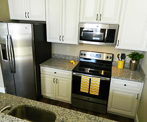 Kitchen, US Rubber Lofts