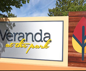 Community Signage, Veranda at the Park