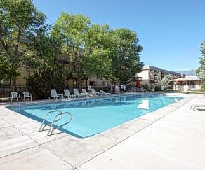 Pool, Mountain Ridge Apartment Homes